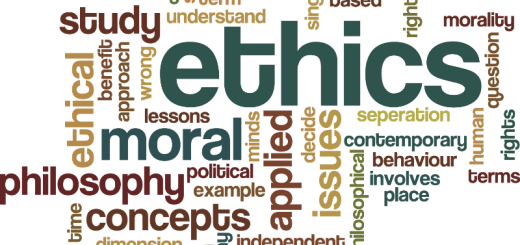 Prof. Khaki Seddigh's talk on Ethics