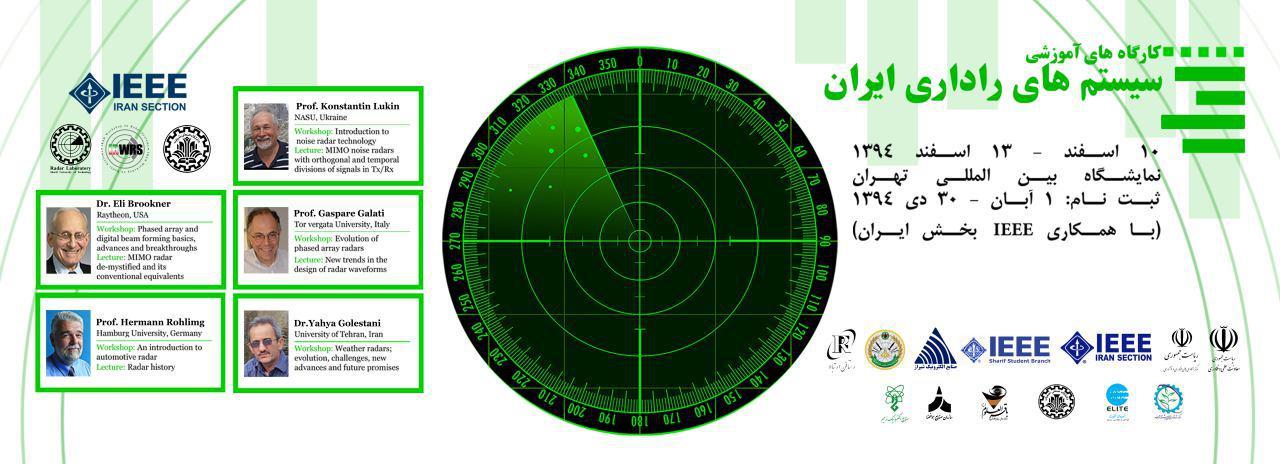Radar Workshop Preface